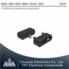 BC817-25  BC817-25LT1G BC817-25,215 6Bp 6B* 【 TRANS NPN 45V 500A SOT23-3】100pcs/lot new