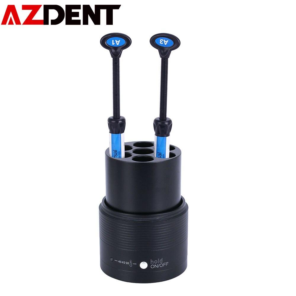 Azdent стоматологический нагреватель смолы смягчающий материал DC композитный нагреватель AR нагреватель композитная Смола нагревательный материал