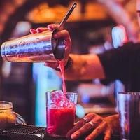 10pcs13pcs set cocktail shaker stainless steel jigger muddler pourer ice tong boston shaker barware bar set