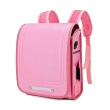 Randoseru Backpack Satchel Japanese Style School Bag for Girls Boys