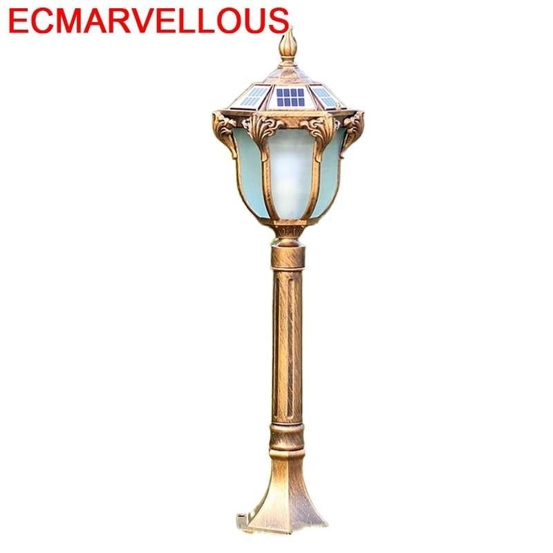 Lámpara Exterior De Luz LED Para decoración De jardín, Luz De jardín Exterior, Exterior, césped