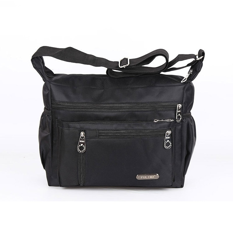 Nuevo bolso de hombro para hombre Oxford Material moda británica ocio estilo universitario diseño de alta calidad gran capacidad