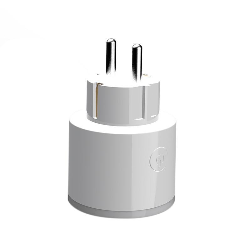 IG-Wifi Mobile Phone Remote Control Timing Switch Plug RGB Dimming Scene Night Vision Socket(EU PLUG)
