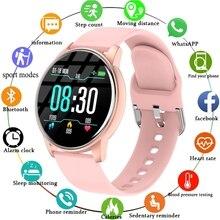 LIGE New Smart Watch Women Men Smart watch For Android IOS Electronics Smart Clock Fitness Tracker S