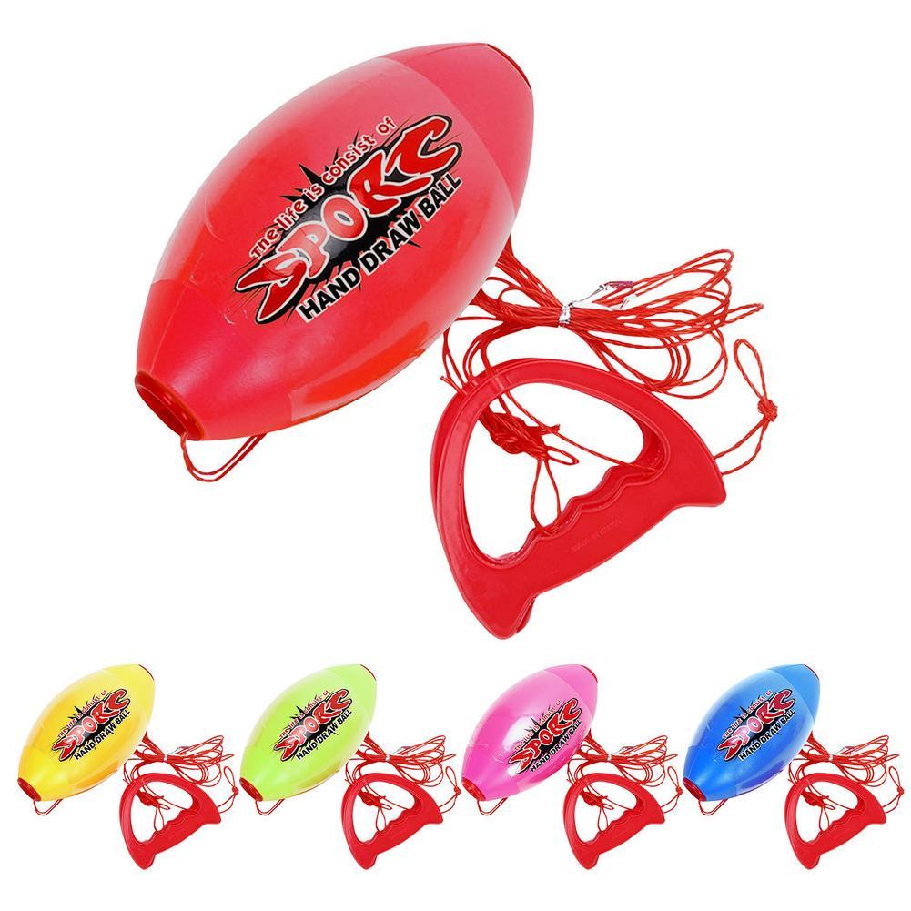 Детская Спортивная игрушка для фитнеса на открытом воздухе, раллийный мяч, двойной раллийный мяч, фитнес-мяч, забавные интерактивные игрушк...