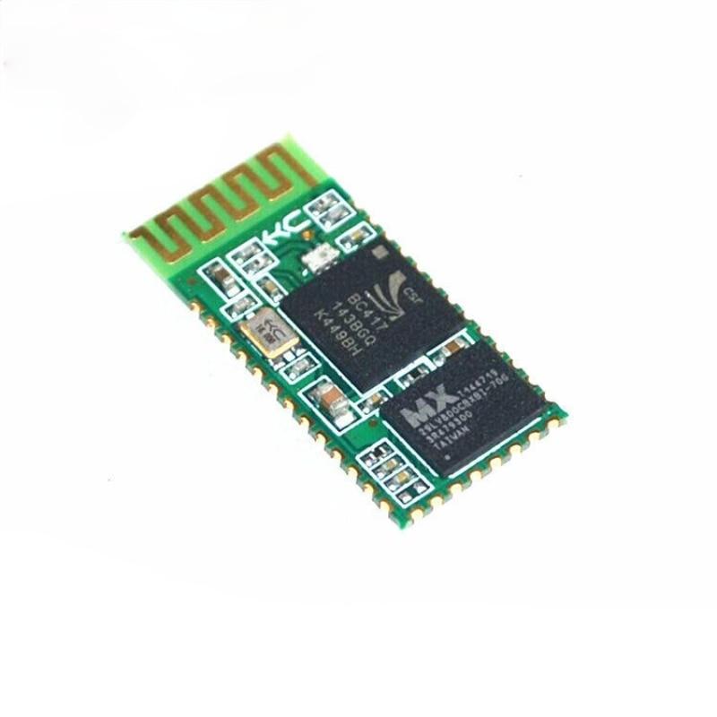 Фото - HC-06 Bluetooth serial port module Bluetooth serial port adapter Bluetooth to serial port board serial port 56k fax modem external modem serial port cat fax cat free driver