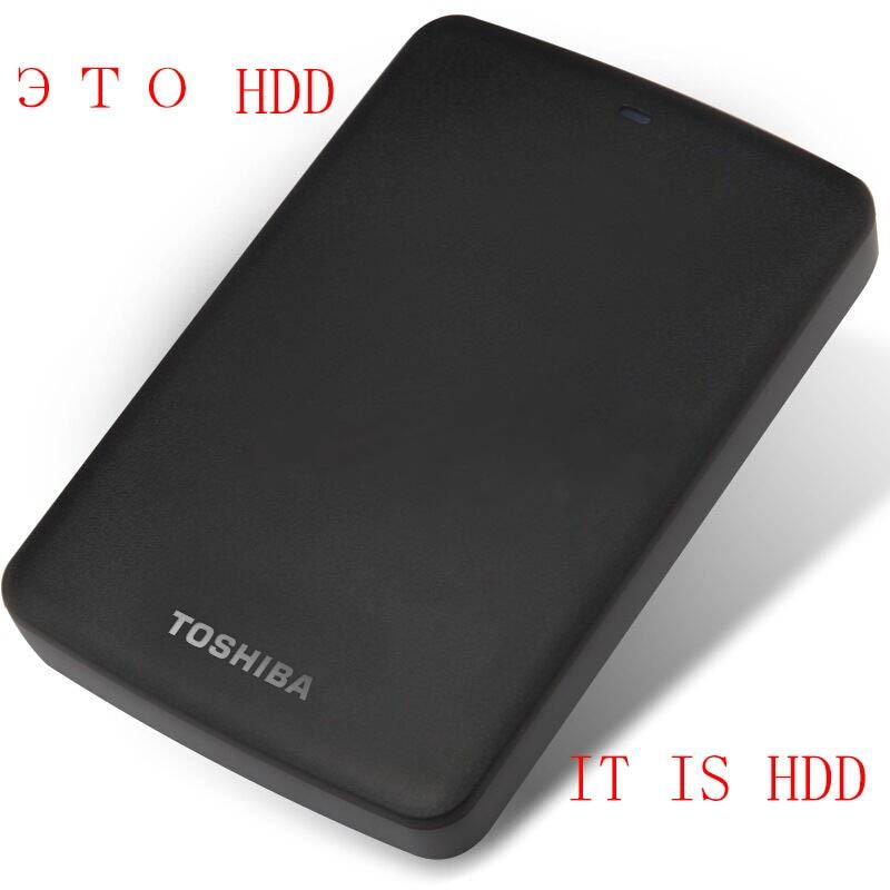 Original Toshiba Canvio Basics USB-C Portable Storage  1TB  External Hard Drive  HDD USB3.0  2.5 Harddisk Free Shipping enlarge
