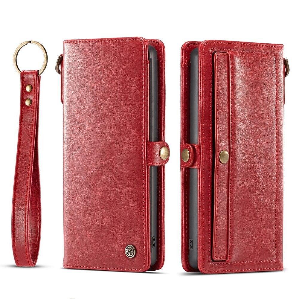 Чехол-сумка для Samsung Galaxy Note10 Plus Note 9 8, кожаный чехол-кошелек с откидной крышкой для Note 10 Plus, чехол 2 в 1, Защита спины