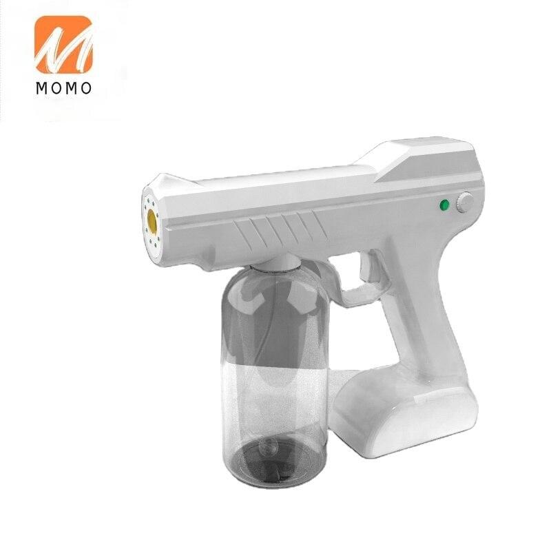 6W 800ml Disinfection blue light nano disinfection spray Atomizer Nano Steam