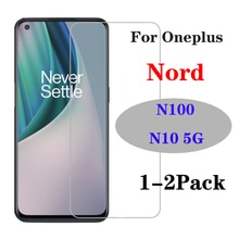 Mobile phone screenprotector For Oneplus Nord N10 5G Screen Protector case For Oneplus Nord N100 nor