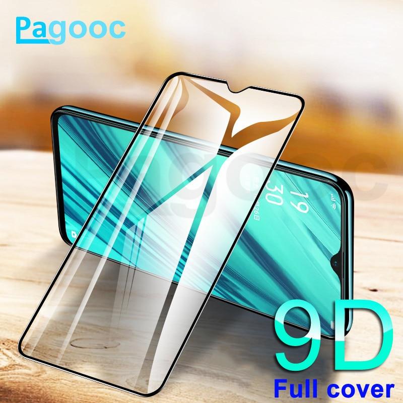 9D Защитное стекло для Xiaomi Redmi 5 6 7 8 8A 7A 6A 5A 5 Plus Note 6 7 8 Pro Закаленное стекло Защитная пленка для экрана