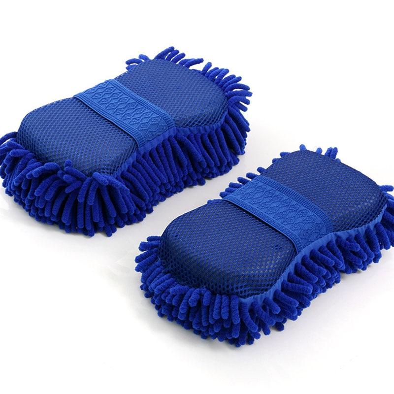 Суперперчатка для мытья машины мягкое полотенце рук микрофибра синель полировка