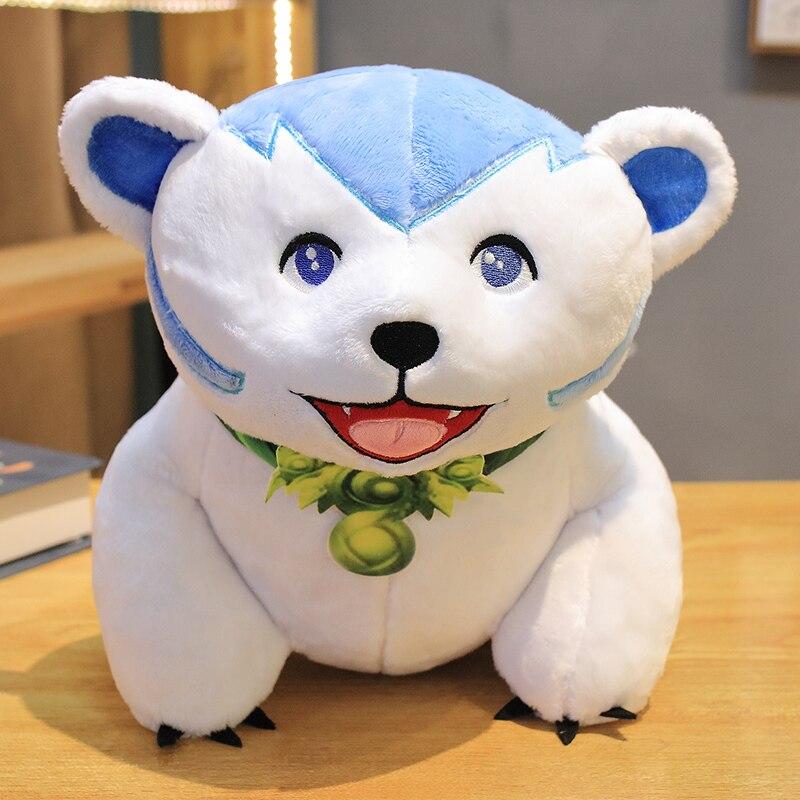 30cm net red plush bear doll cute cartoon animal child favorite gift home decoration