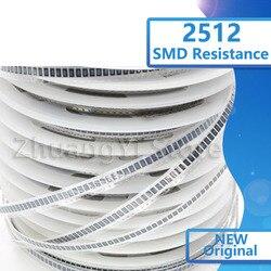 1W 1% 0.1R 50PCS 2512 SMD Resistor 0.1 ohm R100