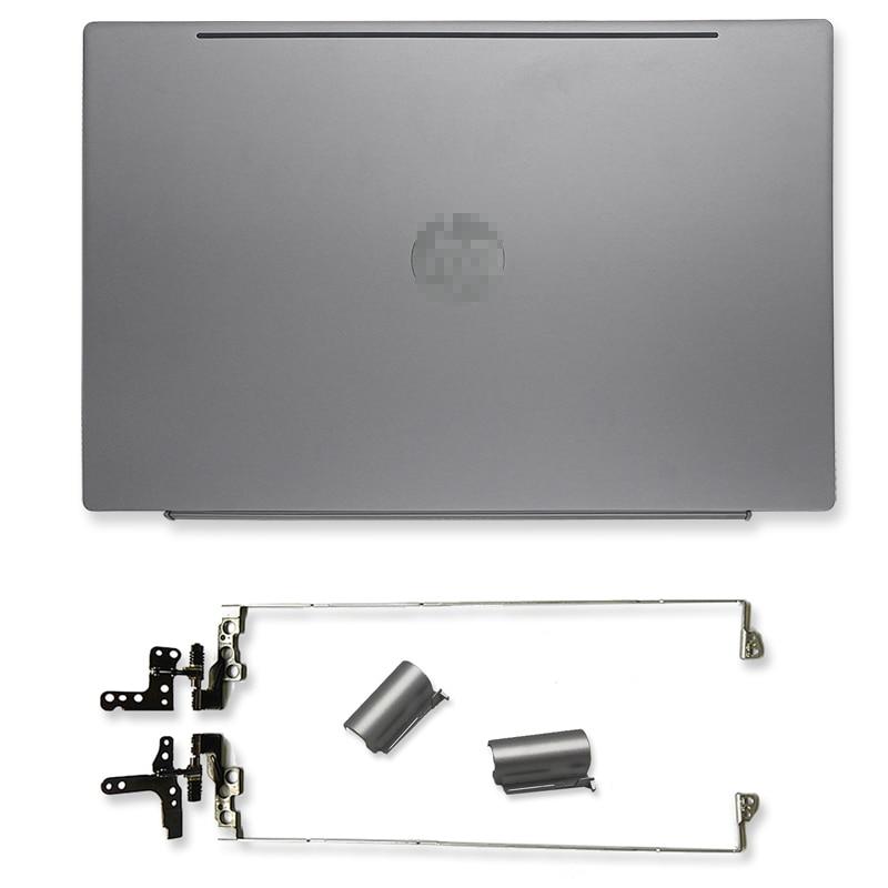 جديد ل HP بافيليون 15-CW 15-CS TPN-Q208 محمول LCD الغطاء الخلفي/المفصلات/الجبهة الحافة/Palmrest/أسفل الحال رمادي L28379-001 أبيض