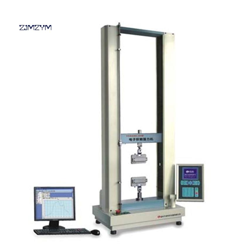 Máquina de testes eletrônica 220v 50hz 750w 1-1000 mm/min da força do verificador da força  da força de yg (b) 026h