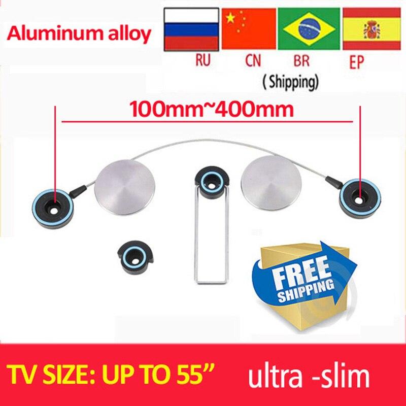 Бесплатная доставка светодиодный-100 м алюминиевый сплав ультра тонкий светодиодный Кронштейн 15