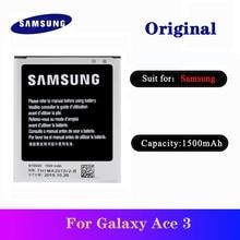 Original Battery B100AE 1500mAh For Samsung Galaxy Ace 3 S7390 S7270 S7275 S7272 S7273 NFC Phone Replacement Batteria AKKU