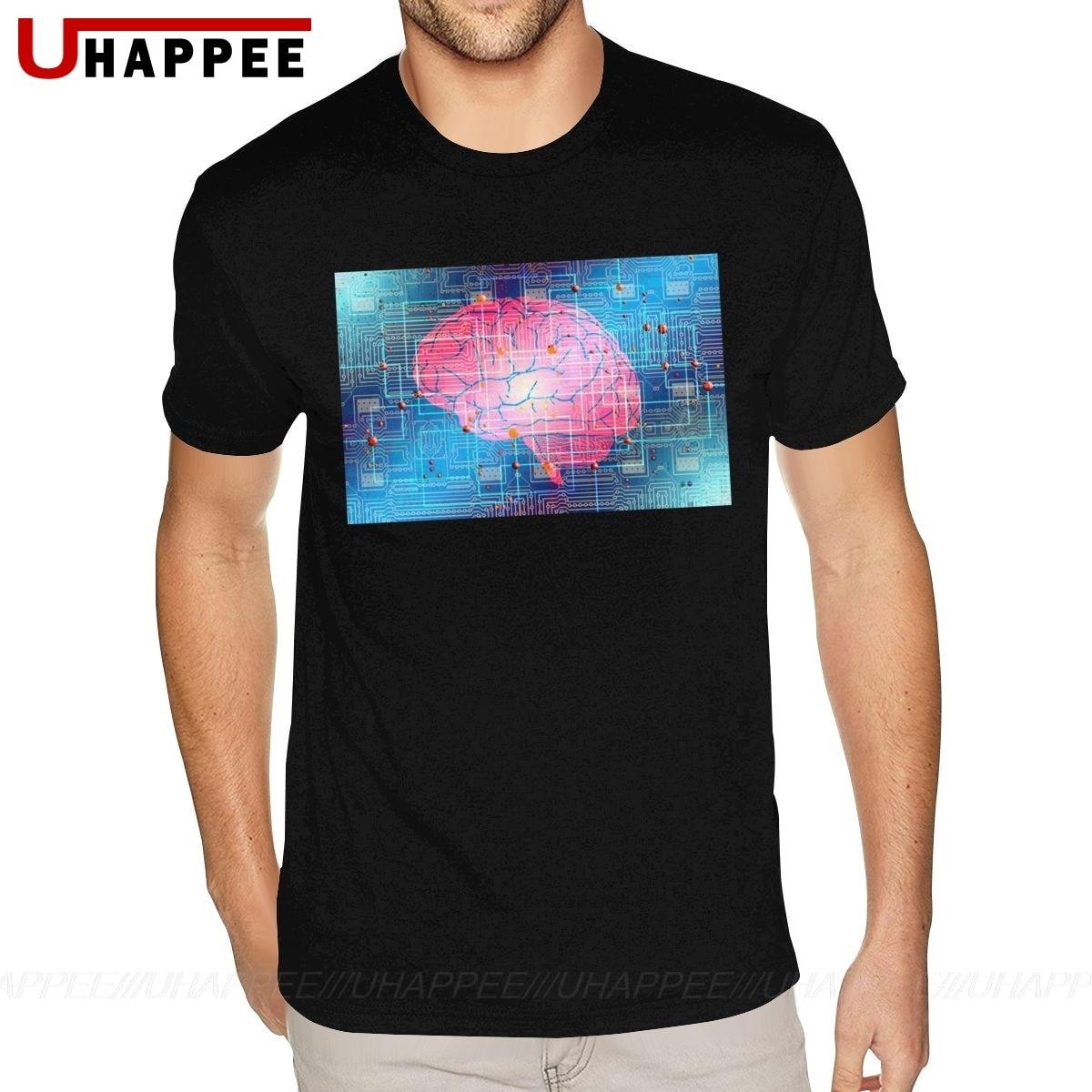 Evolution Artificial Intelligence camiseta juvenil Urban camisetas de hombres de manga corta precio bajo marca Top Apparel