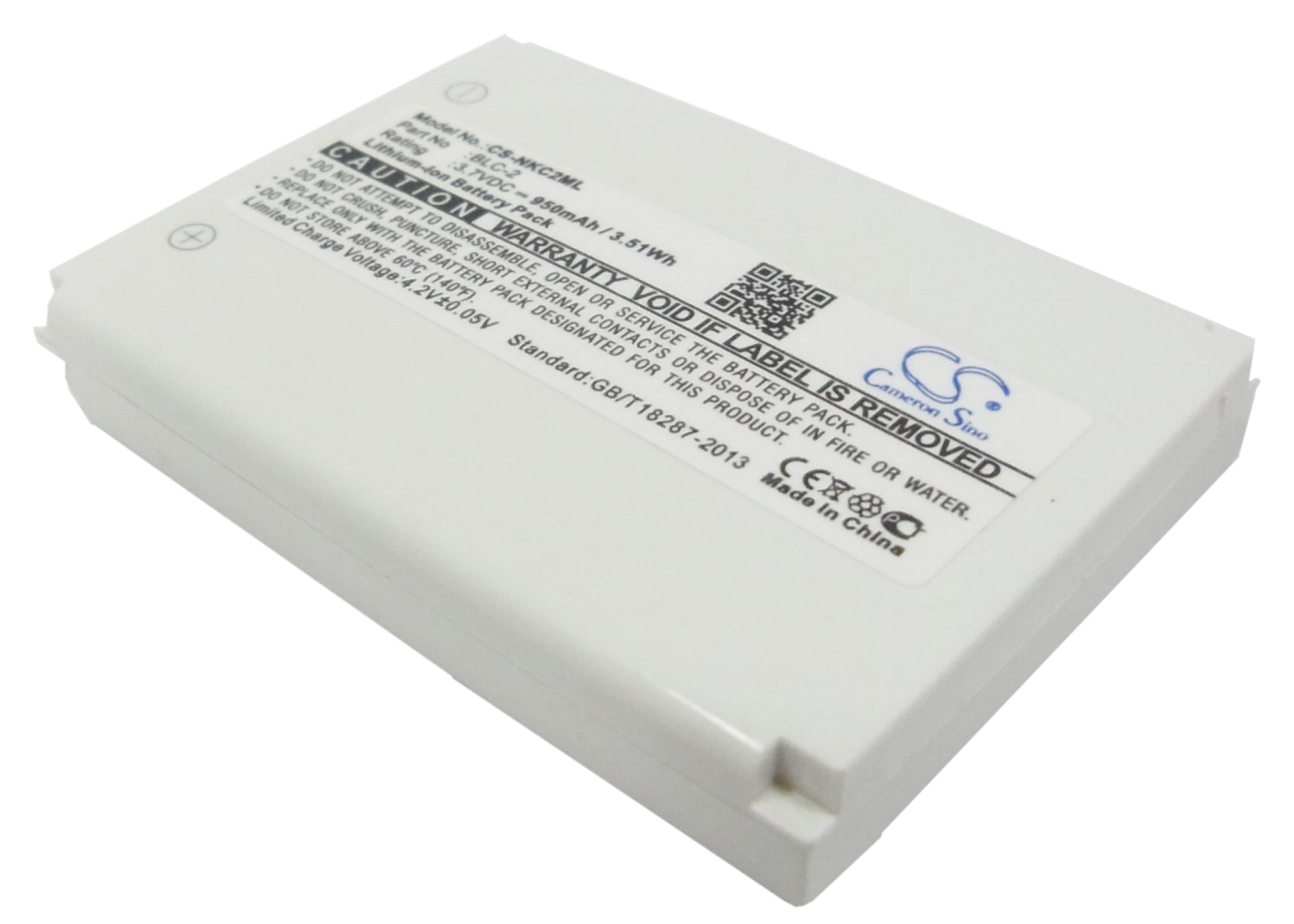 Cameron sino BLC-1, BLC-2, BMC-3 bateria para 1220, 1221, 1260, 1261, 2260, 3310, 3315, 3330, 3350, 3360, 3385