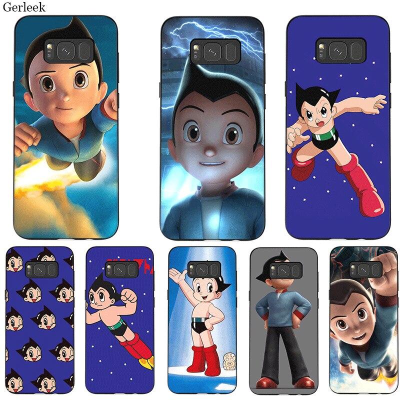 Cell Phone Case for Samsung A70 A60 A50 A40 A30 A20 A10 A10s A20s  A30s A40s A50s A3 A5 A6 A7 A8 A9 Cover cute Astro Boy