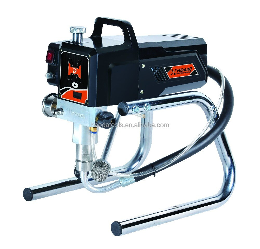 electric airless paint sprayer for paint,water-based paint, latex paint