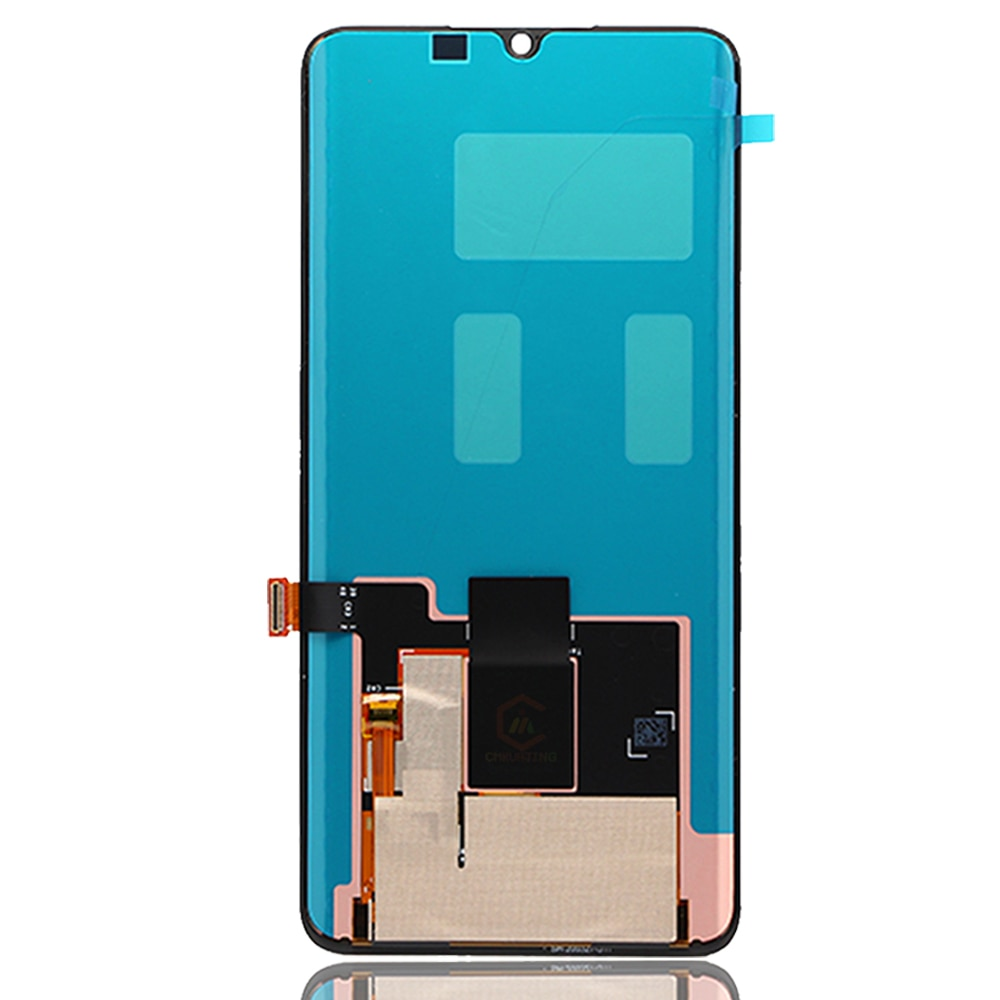 High Quality For Xiaomi Mobile Phone Display Screen Digital Components Suitable For Xiaomi Mi Note 10 Pro LCD Assembly enlarge
