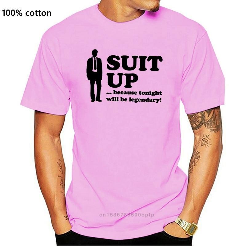 New Suit Up Legendary How I Met Your Mother Himym Fun S Xxl T Shirt