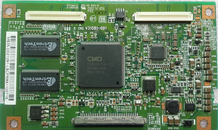 Yqwsyxl Original logic board V315B1-C01 für Philips 32TA2800 für Samsung LA32R81B bildschirm V315B1-L06 V315B1-L01