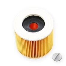 Paquet de 3 Éléments Filtrants Pour Karcher WD2 WD3 Premium Aspirateur Pièces Maison Fournitures De Jardin