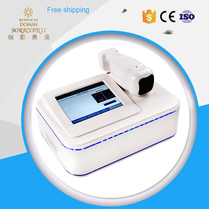 جهاز التخسيس الجسم Liposonic الموجات فوق الصوتية إزالة الدهون سبا منزلية استخدام liposonic فقدان الوزن معدات التجميل