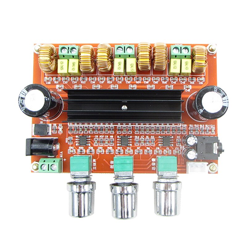 Digital amplificador de Audio TPA3116D2 2,1 2*80W + 100W Subwoofer 2,1 amplificador...
