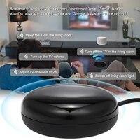Telecommande IR maison intelligente WiFi telecommande pour Alexa Google Assistant un pour tous les controles pour les telephones intelligents iOS Android