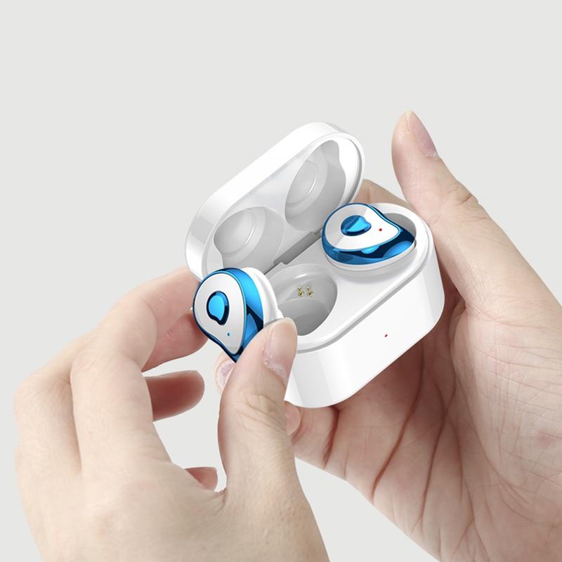 DaoLxi TWS Bluetooth Headphones Noise Canceling Wireless Earphones No Delay Gaming Headset IPX5 Waterproof Earbuds Charging Box enlarge