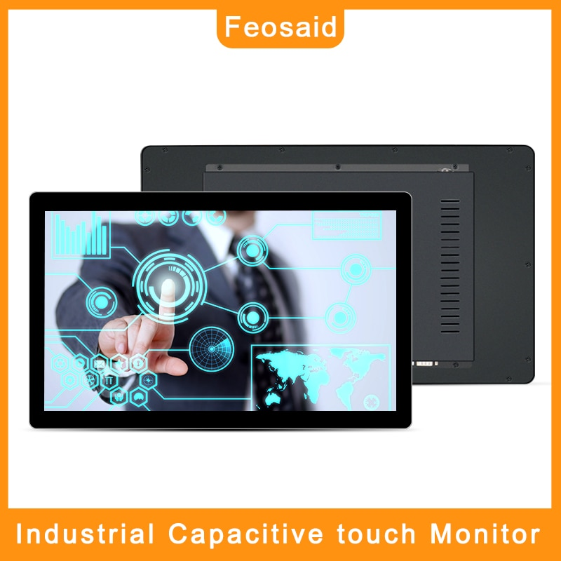 Feosaid 21.5 inch Embedded industrial monitor 22