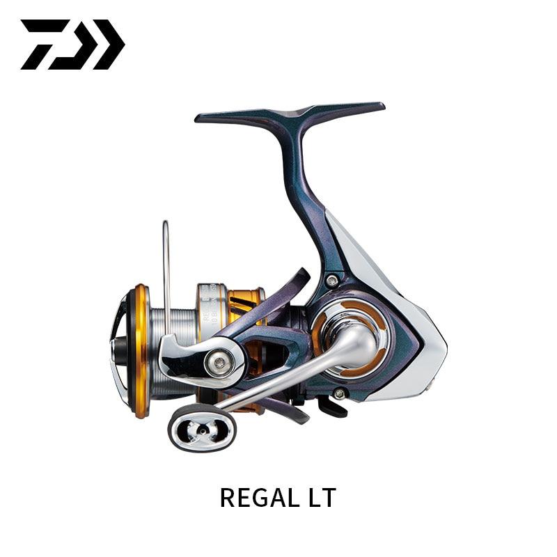 2019 nouveau DAIWA REGAL LT bobine peu profonde 1000S 2000S 2500S 3000S 1000D 2000D 2500D 2500D-XH 3000D-C 3000D-CXH moulinet de pêche