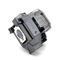 Haute qualite Compatible lampe de projecteur ELPLP69 ampoule pour CH-TW7200 TW7200C TW8200 TW8200W TW9200 Powerlite Home Cinema 5010 5010E