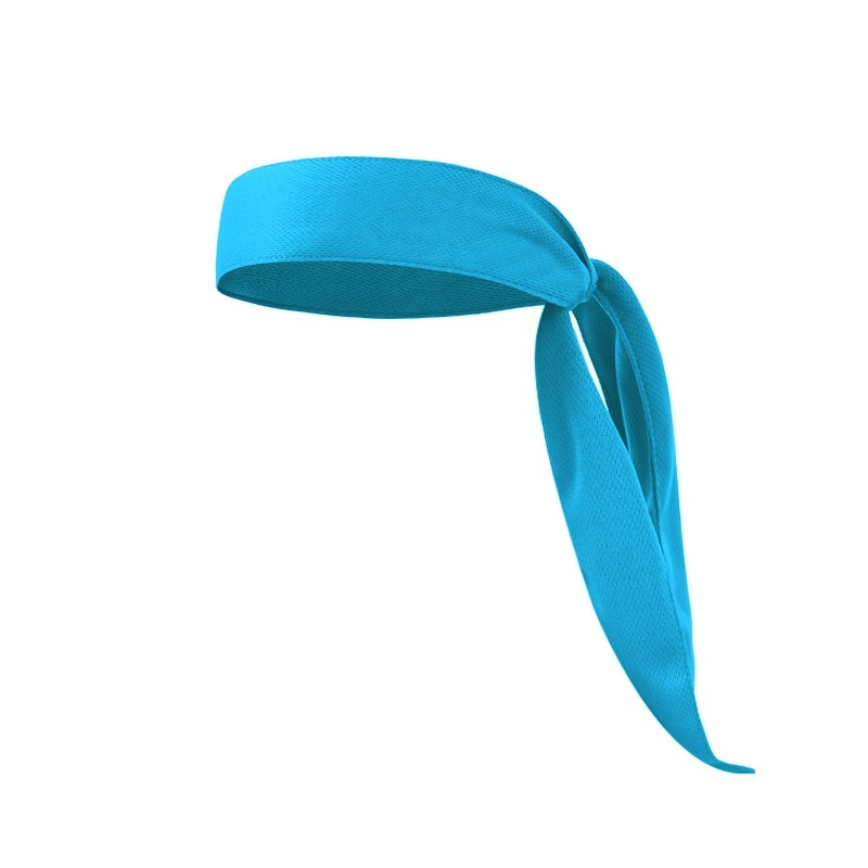 Hombres Mujeres deportes cinta de cabeza para el sudor deportes Yoga pelo pañuelo con lazo correr tenis Fitness diadema de pirata trotar bicicleta accesorios
