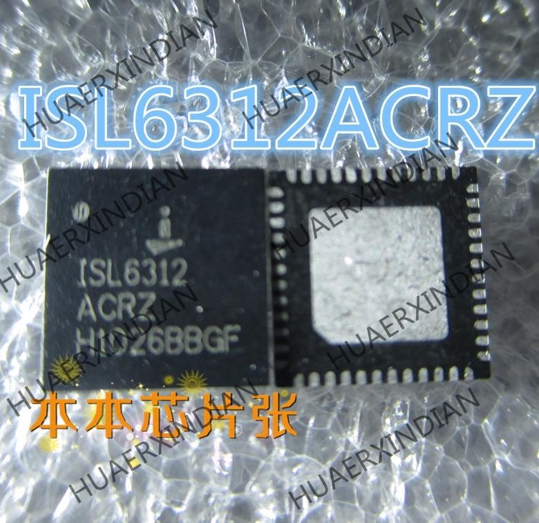 Nuevo ISL6312CRZ ISL6312ACRZ ISL6312 ACRZ QFN de alta calidad