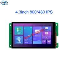 DMG80480C043_02WN WTR WTC 4,3 zoll 800x480 Smart TFT Modul IPS bildschirm-