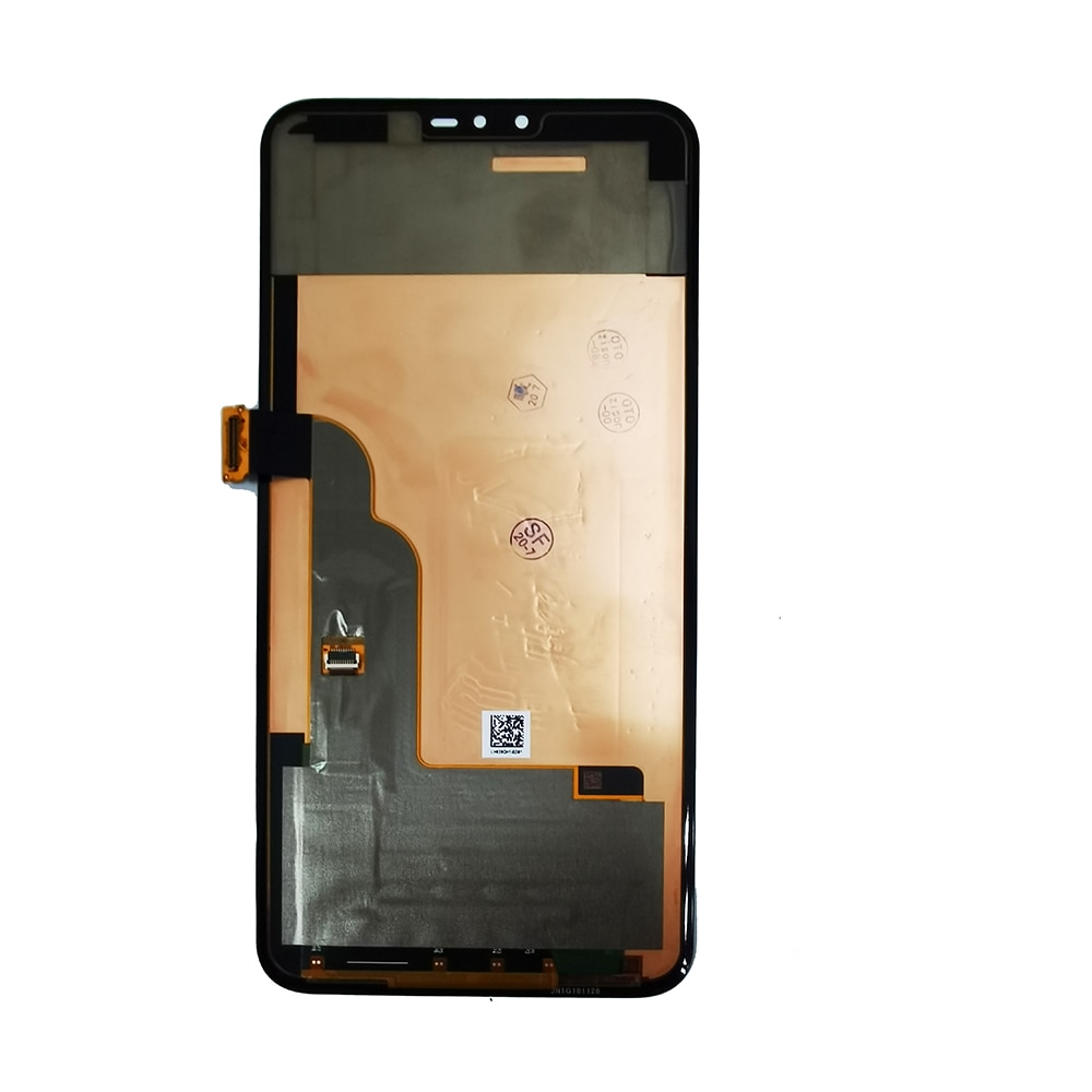 For LG V50 ThinQ 5G LM-V500 V500N V500EM V500XM V450PM V450 LCD Display Touch panel Screen Digitizer with frame Assembly enlarge