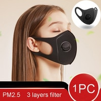1PC Women Mouth Mask Washableand Dustproof Reusable Dust Face Mask Cover Breathable Outdoor Running Replaceable Earloop 2020
