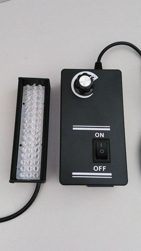 عالية الجودة المعادن قذيفة مصباح بار المصدر ، آلة الرؤية مصدر ضوء قابل للتعديل 48 قطعة 104 مللي متر * 31 مللي متر * 22 مللي متر