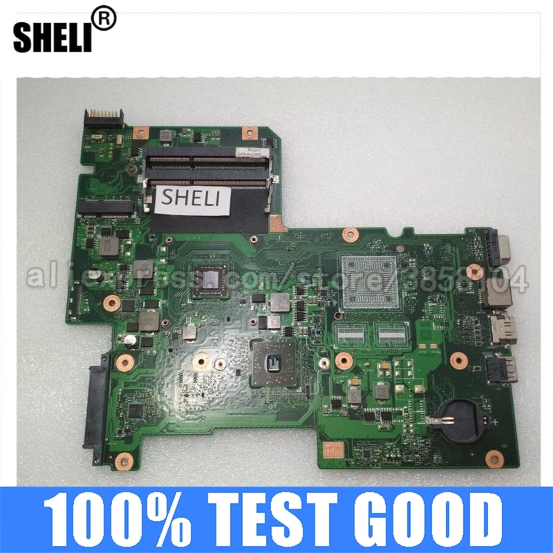 SHELI لشركة أيسر 7250Z 7250 اللوحة مع E-300 cpu MBRL60P004 AAB70