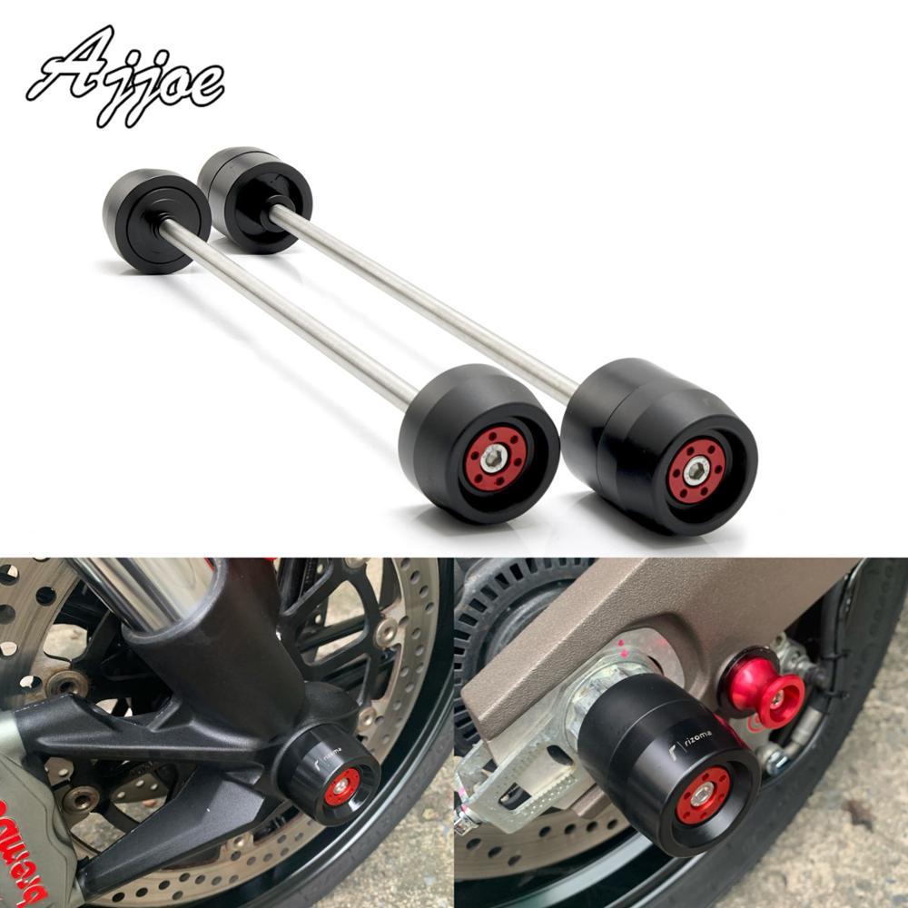 محور شوكة العجلة الأمامية والخلفية لـ Ducati Monster696 Monster 795 ، واقيات الصدمات لدراجة نارية دوكاتي مونستر 821
