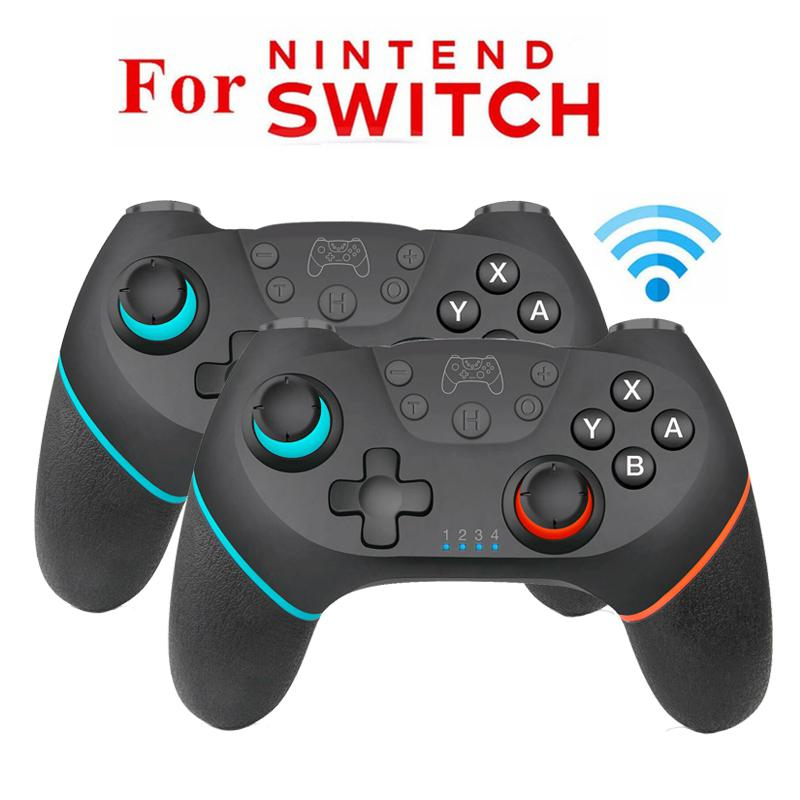 Controlador de juego inalámbrico EastVita para el controlador de Nintendo Switch, Gamepad Bluetooth para el controlador del interruptor NS, Joystick Bluetooth