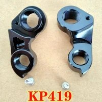 2pcs cnc bicycle derailleur hanger k33049 for cannondale kp419 slate topstone synapse neo al beast the east slate superx series