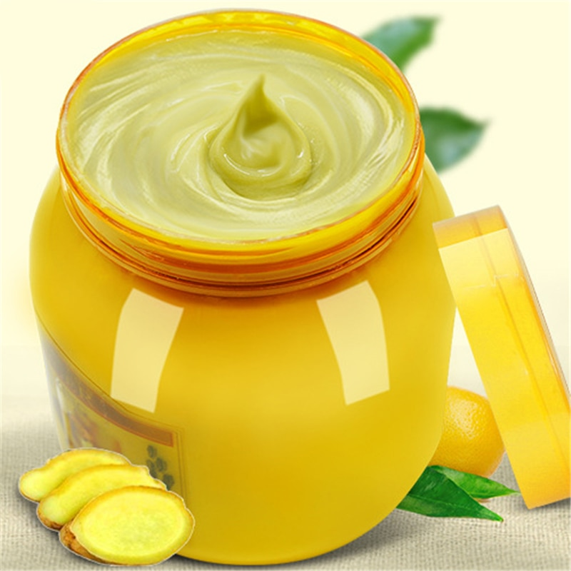 BOQIAN Moisturizing Nourishing Damaged Repair Ginger Hair Mask Treatment Cream Baked Ointment Conditioner