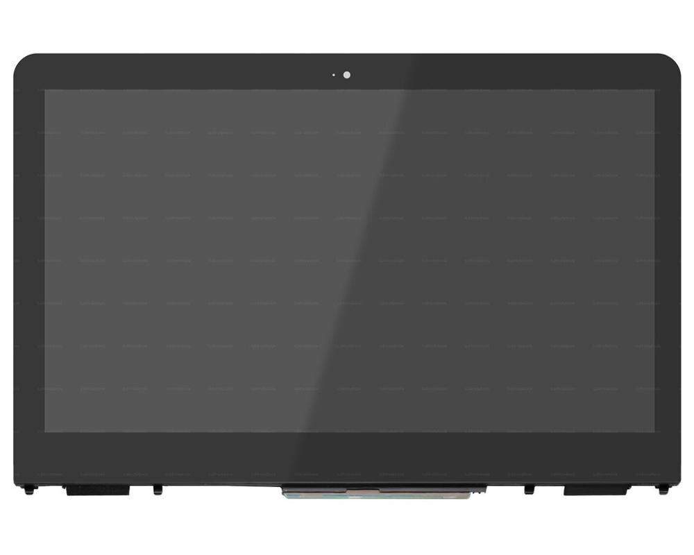 Portátil para HP Pavilion x360 M3-U LCD LED montaje de pantalla táctil con marco 13,3 1920x1080