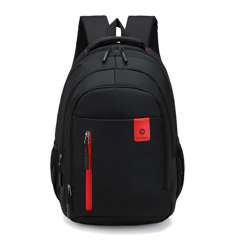 AliExpress - New Fashion Men's Backpack Nylon Material Business Computer Student Travel Bag High-quality Design Multi-function Large Capacity